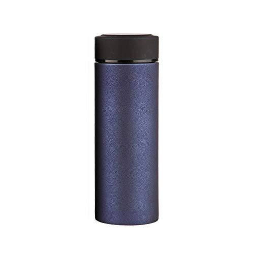 SKYyao Thermosflasche,travel Mug, Flasche,Gefrostet gerade Auto Tasse Kaffeetasse Edelstahl...