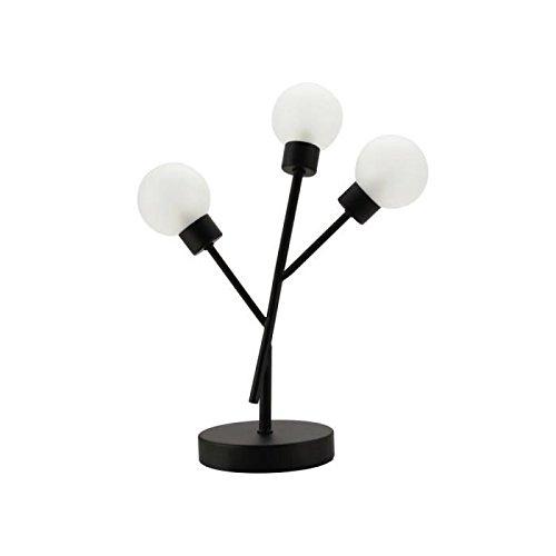 BRILLIANT Lampe a poser 3 lumieres Shoot - Noir