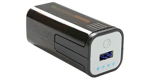 POW1-BATTERIA DI EMERGENZA ESTERNA PORTATILE, USB, PORTATILE, A 4 PILE AA, PER SMARTPHONE, TABLET, CELLULARI, IPHONE, IPHONE, ANDROID