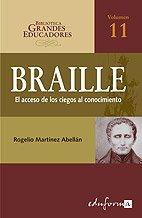 Louis Braille por Rogelio Martinez Abellan