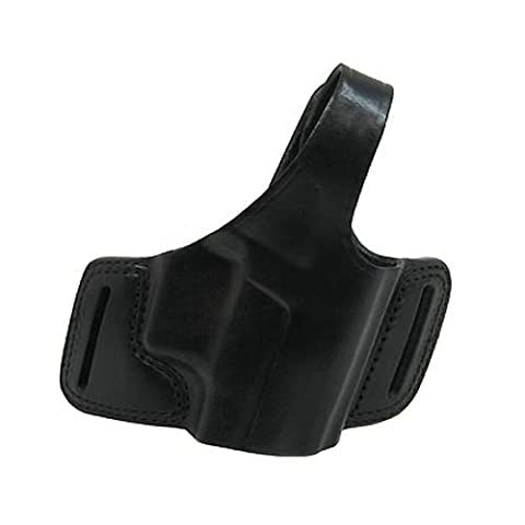 Bianchi 5 Black Widow Holster - Plain Black, Right Hand 15706 by Bianchi