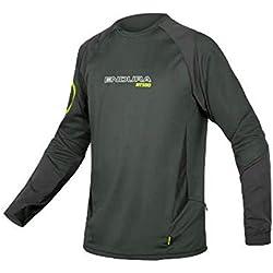 ENDURA MT500 Camiseta Ciclismo MTB. (S, Kaki)