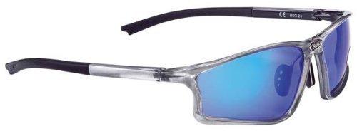 Marken-Sportbrille BBB BSG-24 Master kristallsilber