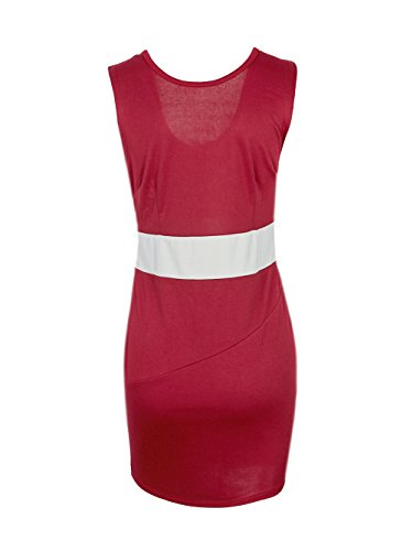 Blooming Jelly - Robe - Femme X-Large Rouge