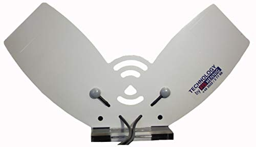 FTS Antennen 95825-N-TS9 LTE MIMO mobil Antenne mit 3db - 2X TS9 ZTE (m) Anschluß