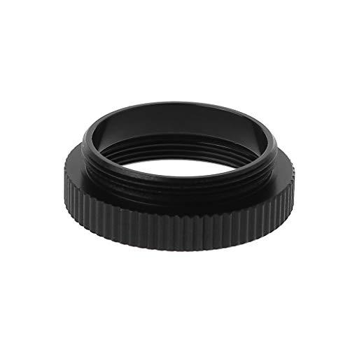 ZOUCY 5 MM Metall C zu CS Mount Objektiv Adapter Konverter Ring Verlängerungsrohr für CCTV Überwachungskamera Zubehör Cs-mount-adapter