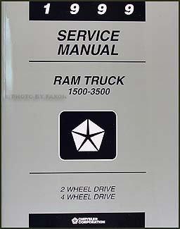 1999-dodge-ram-truck-repair-shop-manual-original-1500-2500-3500