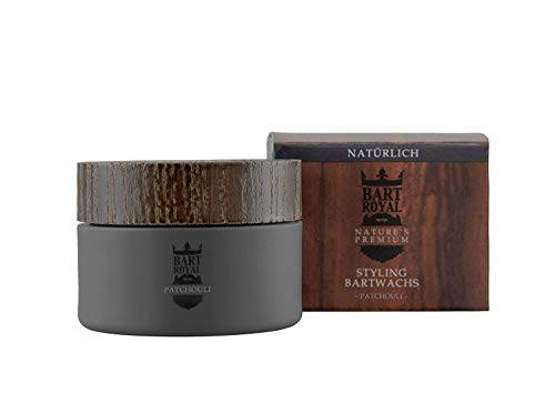 BART ROYAL - NATURES PREMIUM - Bartwachs - Patchouli - 50 ml