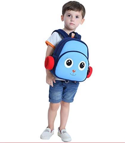 AHWZ 3D Zaino Scuola Zaino Bambino Impermeabile Borsa Bambini Bambini Bambini Coloreeeato con Gancio Perso 1043d9