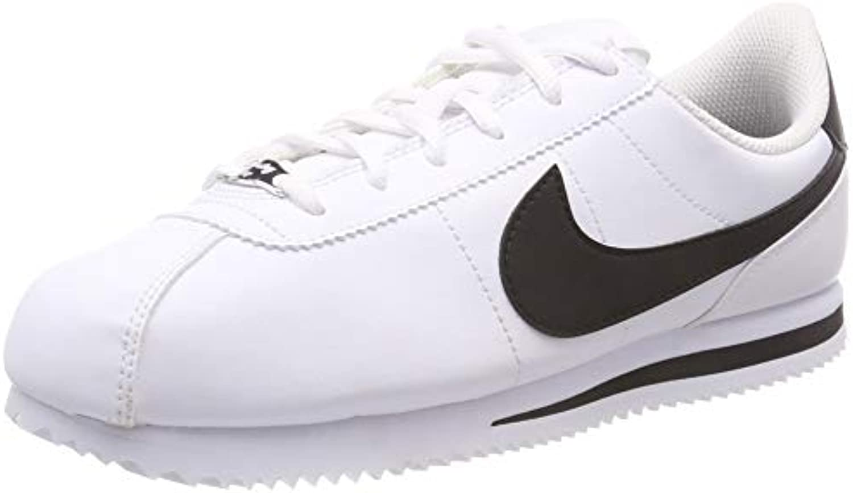 sports shoes b9595 e183c nike filles sl sl sl gs base de gymnastique - chaussures blanc noir 102 , 6