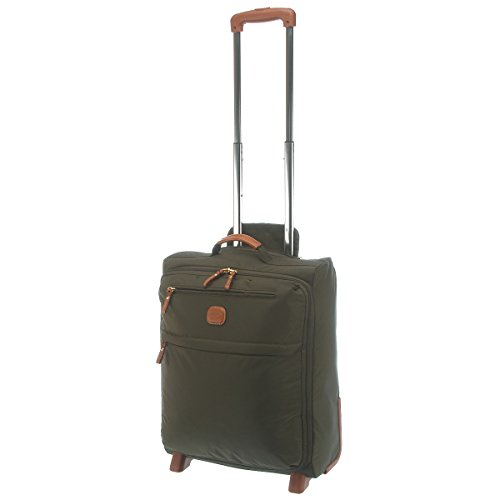 Bric's X-travel Trolley Red dove grey