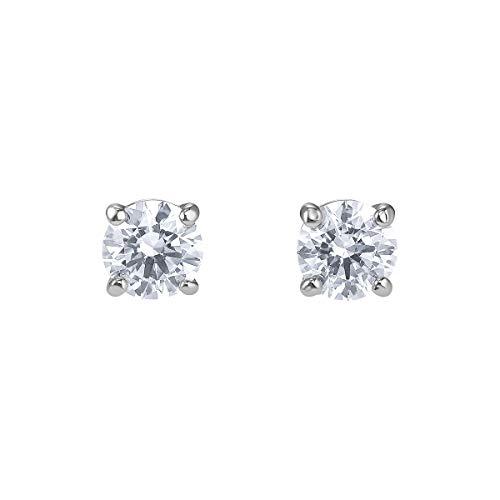 Swarovski orecchini a perno donna acciaio_inossidabile - 5509937