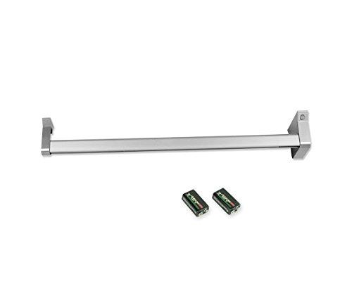 Emuca 5068662 - Barra colgador armario/vestidor iluminación