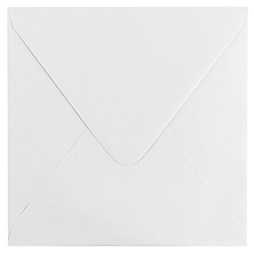Grußkarte mit Kuvert Liebe Wünsche Box Doppelkarte mit Kaltfolienveredelung