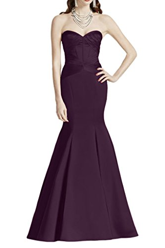 Missdressy - Robe - Crayon - Femme - Grape