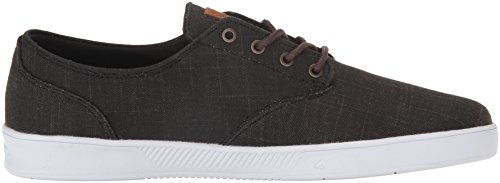 Emerica Laced By Leo Romero-M, Baskets mode homme Black/gum/white