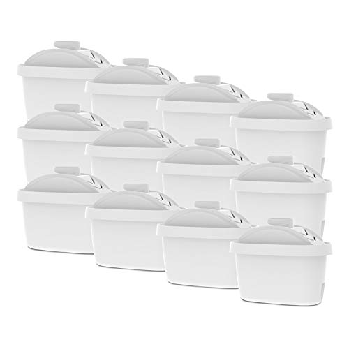 Vyair AQK 07 Sostituzione cartucce filtro acqua per Brita Maxtra Maxtra e Microflow 1025350 Aluna 1024022 Elemaris 1024026 Marella 1024037 Russell