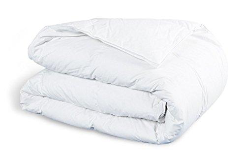Bettdecke, Steppdecke atmungsaktiv, leicht, mikrofaser, queen size, lang. Klasse Ideal für allergiker natur.