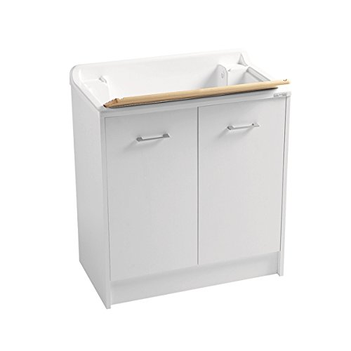 Lavatoi Colavene Domestica lavatoio mobile lavapanni 80x45 DL8045B