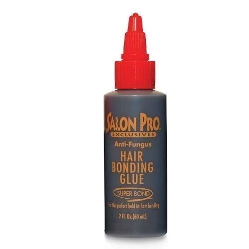 Salon Pro Collage Extension de cheveux Noir glue- 30ml