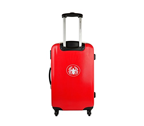 319mJ04h1dL - 2451451 Maleta trolley rigida en ABS equipaje de mano SPIDERMAN 34 x 55 x 20 cm