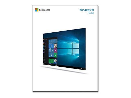 Windows 10 Home USB-Speicherstick (64 / 32 Bit, englischsprachig)