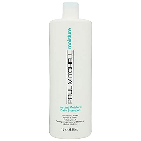 Paul Mitchell Moisture Instant Moisture Daily Shampoo Salon Size