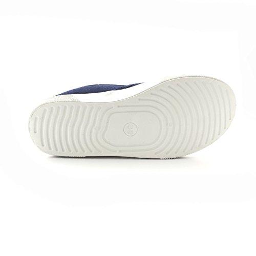 Gezer Kinder Schuhe Sneaker Freizeitschuhe Gr. 30-35 Neu Blau