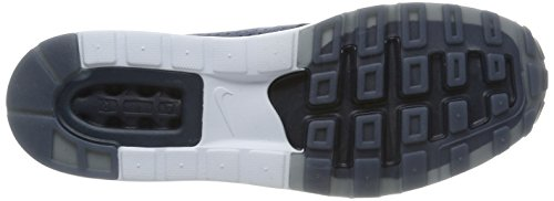 Nike Air Max 1 Ultra 2.0 Moire, Sneaker Uomo Blu (armoury Bleu Marine Jay)