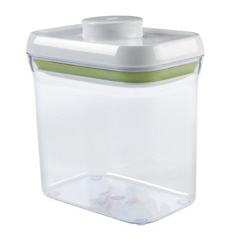 OXO Pop–Boîte de conservation alimentaire rectangulaire, 1,4l