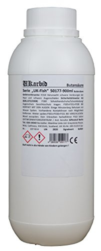 UKarbid-Boilie-405197-Buttersure-Butansure-285-Liter-Premium-Qualitts-Buttersure-geeignet-fr-Angler-Kder-zur-Synthese-fr-Duftstoffe-und-allerei-anderer-Anwendungen
