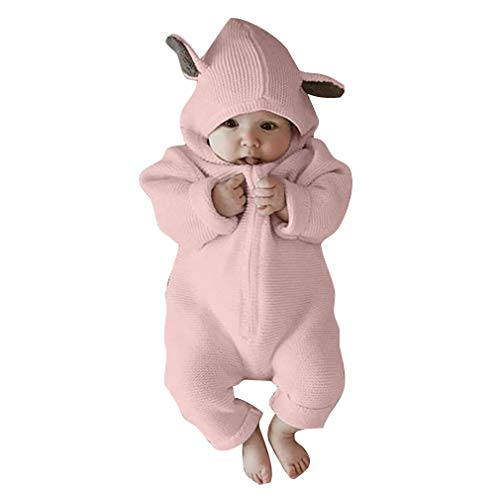 Lego Kostüm Ein Macht - Mxssi Neugeborenen Kleidung Overall Infant Kostüm Baby Outfit Cute Rabbit Ear Mit Kapuze Baby Strampler Für Babys Jungen Mädchen Kleidung