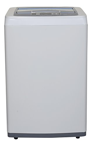 LG 6.2 kg Fully-Automatic Top Loading Washing Machine (T72CMG22P, Marine Blue / Cool Grey)