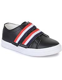 BRUNO Unisex Kid's Sneakers-12.5 UK EU (KD-21-Black_31)