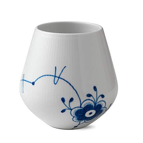 Royal Copenhagen Musselmalet Mega Blau Vase Klein 15 cm Hoch (Blue Vase Royal)