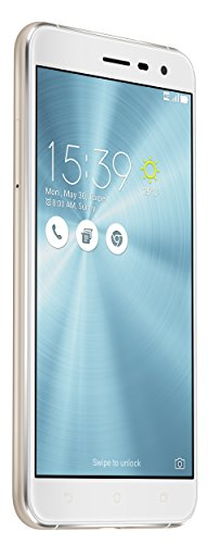 Image of Asus ZenFone 3 (ZE552KL) Dual-SIM Smartphone (5,5 Zoll (14 cm) Full-HD Touch-Display, 64GB Speicher, Android 6.0) weiß (Moonlight White)