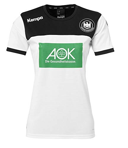 Kempa Dhb T-Shirt Home Women Replica Herren L weiß