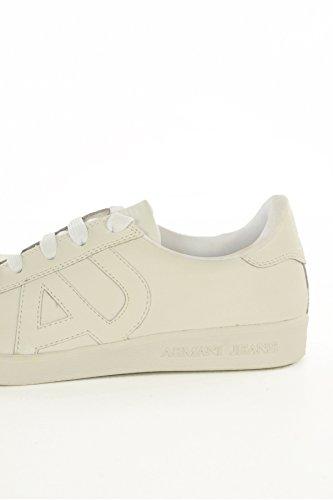 Armani - Sneaker Low Cut, Scarpe basse Uomo Bianco (Bianco)