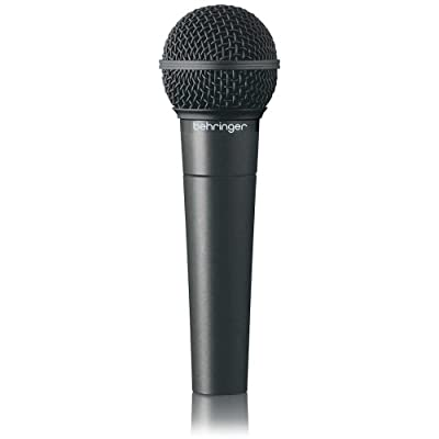 Behringer XM8500 Ultravoice Dynamic Cardioid Vocal Microphone
