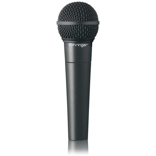 behringer-xm8500-ultravoice-dynamic-cardioid-vocal-microphone