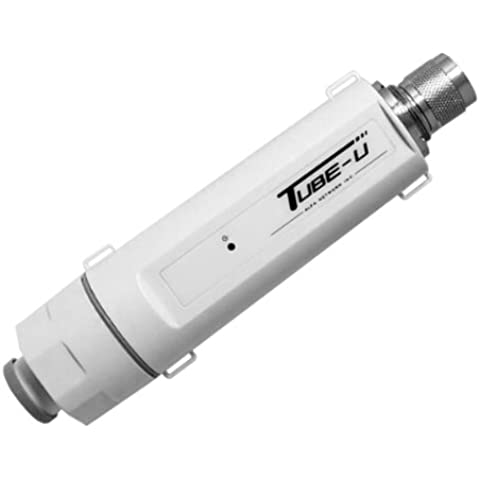 30dBm ALFA Outdoor Tube-U(N) Long-Range USB Adapter High Speed transfer data rate up to 150Mbps