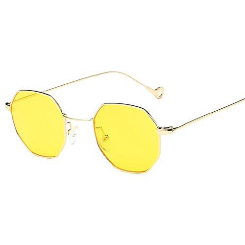 ba0670ead3 Lergo Classic Men Women Square Sunglasses Metal Eyewear Shades Outdoor
