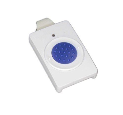 Preisvergleich Produktbild LUPUSEC Medizinischer Alarmmelder für die XT Smarthome Alarmanlagen,  kompatibel mit allen XT Funk Alarmanlagen,  meldet hilfebedürftige Personen in Not via App,  SMS,  E-Mail,  uvm.,  12009