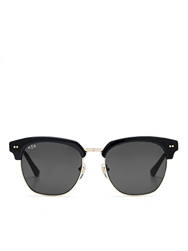 Kapten & Son Havana sunglasses all black, OS
