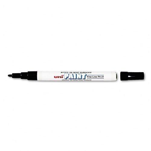 uni-farbige-marker-fur-viele-verschiedene-oberflachen-rundspitze-px-21-black