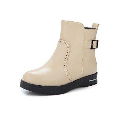 RTRY Donna stivali Comfort Novità Cowboy / Western stivali Snow Boots Sella moda Stivali Stivali Stivali moto Bootie combattere Bootspatent US7.5 / EU38 / UK5.5 / CN38