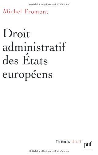 Droit administratif des Etats européens