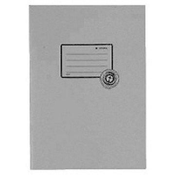 Preisvergleich Produktbild HERMA Heftschoner, aus Papier, DIN A5, hellgrau 4008705055185