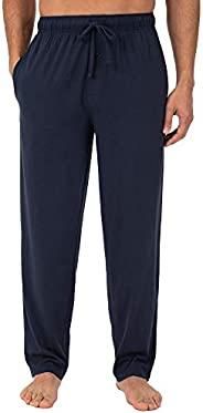Fruit of the Loom Men's Extended Sizes Jersey Knit Sleep Pant (1 &