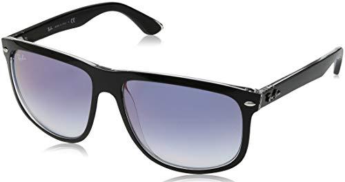 Ray-Ban Herren Mod. 4147 Sonnenbrille, Schwarz, 60